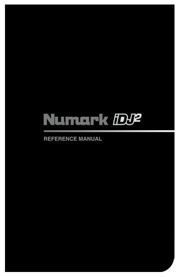 top panel - Numark