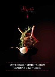 cateringdokumentation seminar & kongress - Eventlokale.com