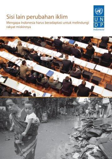Sisi Lain Perubahan Iklim - UNDP