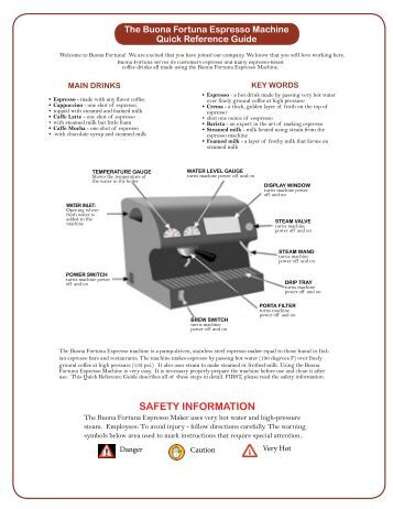 miele built in coffee machine instructions