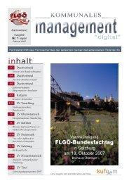 KM digital Ausgabe 01 Feb-2007.qxd - Fachverband der leitenden ...