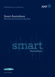 Smart Australians – Report - NATSEM - University of Canberra