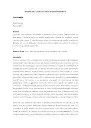 Jornalismo Cultural – Palestra ao ECUM - Amazon Web Services