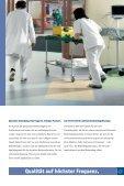 """Krankenhaus ELASTISCHE BODENBELÃ""""GE - Tarkett - Seite 3"""