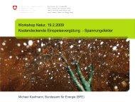 Referat Kaufmann - Forum Landschaft