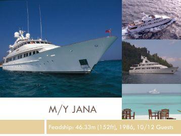 S/Y MONTIGNE - Taylor'd Yacht Charters