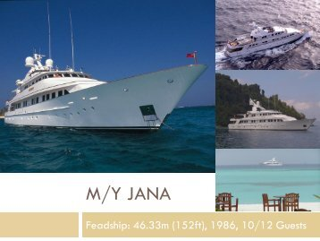 S/Y MONTIGNE - Taylor'd Yacht Charters
