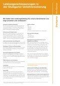 Produktvorteile der Stuttgarter Unfallversicherung - Gowin - Seite 2