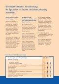 Gesamtleistungsübersicht Unfallversicherung - Gowin - Seite 2