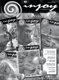 Issue 06 - InJoy Magazine