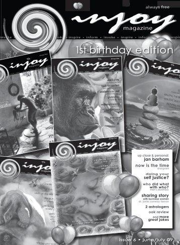 Issue 06 - InJoy Magazine
