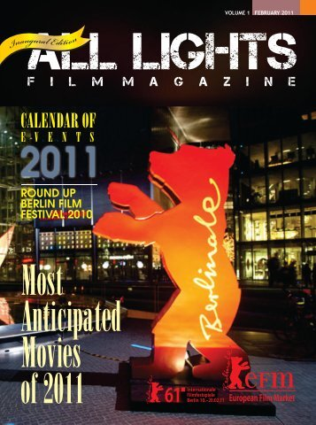 film magazene NEW - All Lights Film Magazine