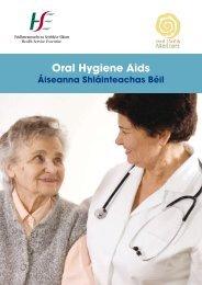 Oral Hygiene Aids - Dental Health  Foundation