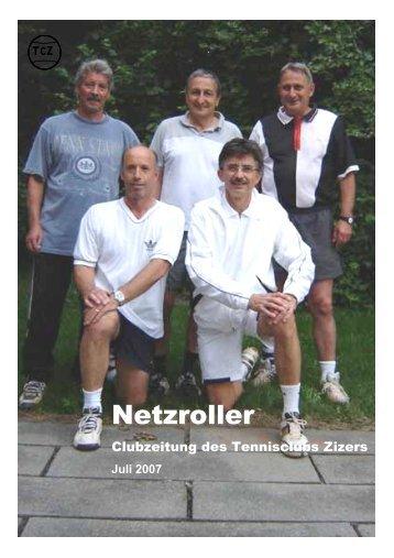 Ausgabe Juli 2007 (PDF-Datei) - Tennisclub Zizers