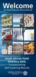 List of resorts - Hotel Express