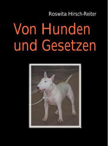 Von Hunden und Gesetzen