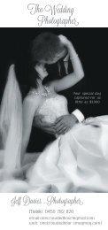The Wedding Photographer - Jenolan Caves