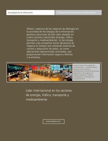 Tecnologías de la Información413 KB - Abengoa