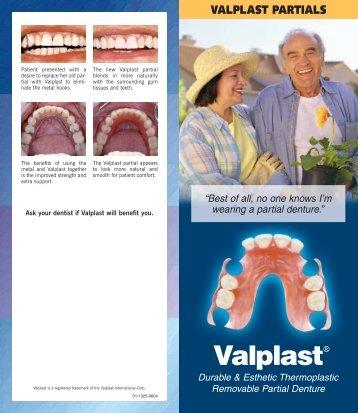 Valplast® - Glidewell Dental Lab