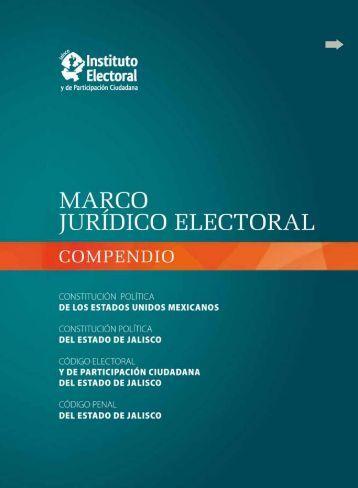 Marco Jurídico - Instituto Electoral y de Participación Ciudadana de ...