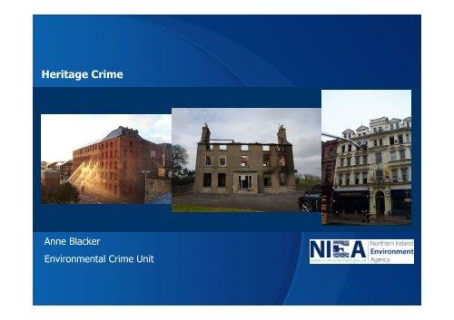 Heritage Crime
