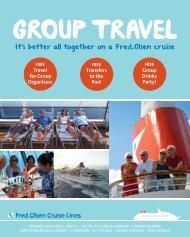 GROUP TRAVEL - Fred Olsen Cruises