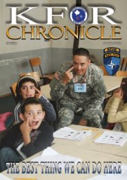 2009-11_KFOR_Chronicle_final:Layout 1.qxd - ACO - NATO
