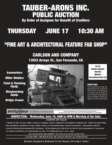 FINE ART & ARCHITECTURAL FEATURE FAB SHOP
