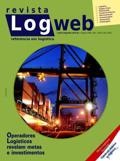 Edição 98 download da revista completa - Logweb