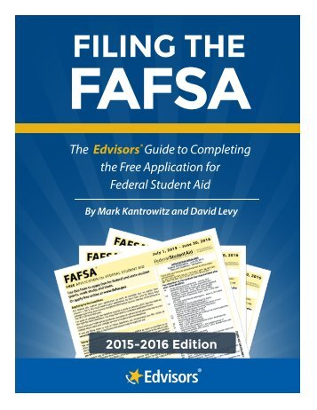 filing-the-fafsa-2015-2016-edition