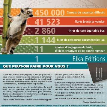 "Elka Editions - Timéo ""Les pieds sur terre"""
