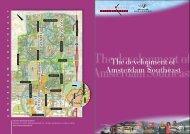 The development of Amsterdam Southeast