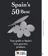 50 Spanish foods - Spain