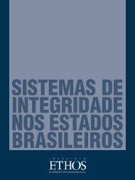 Sistemas de Integridade dos Estados Brasileiros - Instituto Ethos