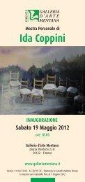 ida_coppini-2012 (pdf) - Galleria d'Arte Mentana
