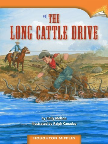 Lesson 7:The Long Cattle Drive