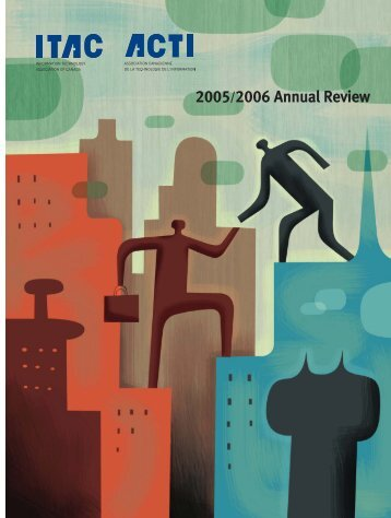 2005/2006 Annual Review - Information Technology Association of ...