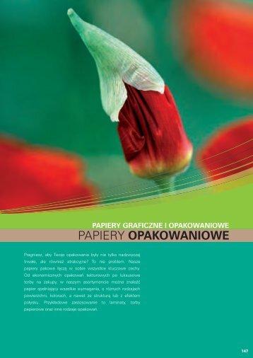 Papiery opakowaniowe (PDF 701 kB) - Europapier