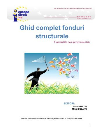 Ghid complet fonduri structurale - Europe Direct Iasi