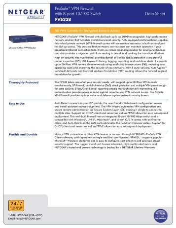 HotBrick VPN 800  2 User Manual