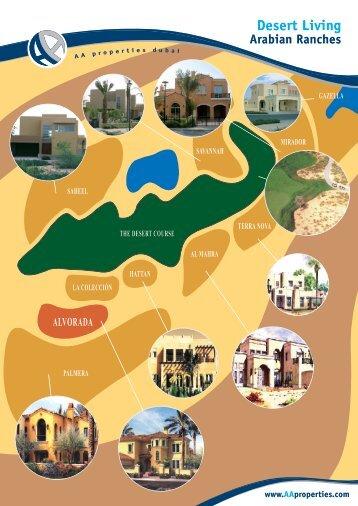 Desert Living - AA properties Dubai