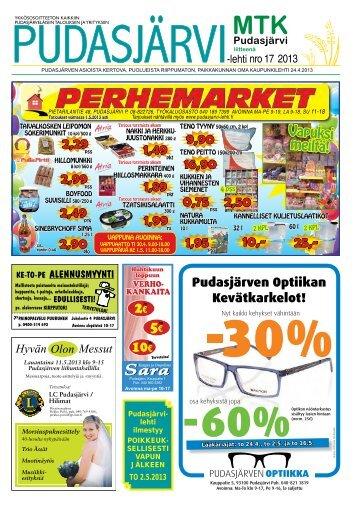 Pudasjarvilehti-17-2.. - Pudasjärvi-lehti ja VKK-Media Oy