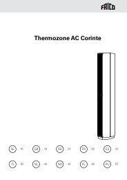 Thermozone AC Corinte - tormax danmark a/s