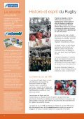 Guide du Rugby - International Rugby Board - Page 2