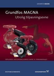 Grundfos MAGNA - Privatgrossisten