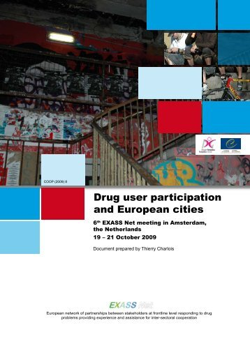 Drug user participation and European cities - Democracy, Cities ...