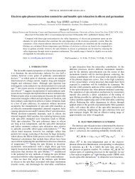 Electron spin-phonon interaction symmetries and tunable spin ...