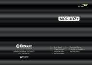 歐洲版說明書,MODU87+ Lot6 - Enermax