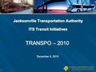 Jacksonville Transportation Authority.pdf - Personal Mobility Forum