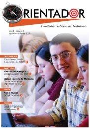 4 ORIENTADOR - A sua Revista de Orientação ... - Teenager